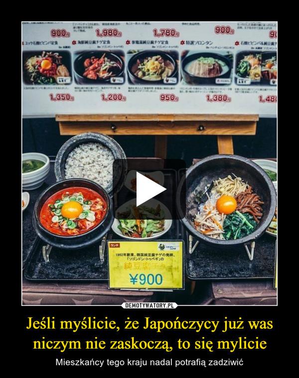 Jeśli myślicie, że Japończycy już was niczym nie zaskoczą, to się mylicie – Mieszkańcy tego kraju nadal potrafią zadziwić