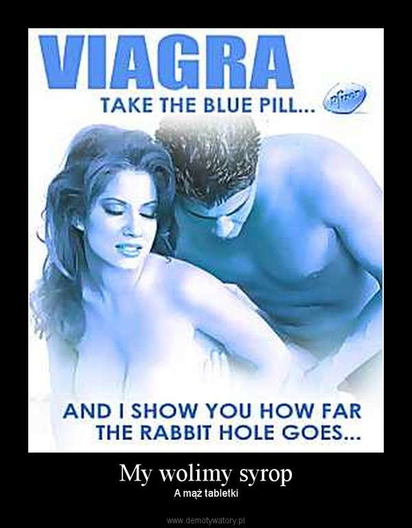 Viagra seeing blue