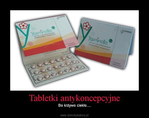 Jak schudnąć biorąc tabletki antykoncepcyjne