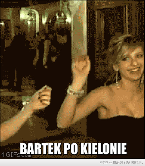 Drunk dancing gif